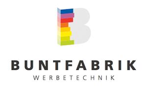 Buntfabrik-Logo